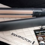 Win a FREE Remington Keratin Infused Flat Iron!